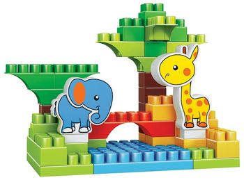 cumpără Bauer Constructor Zoo Jiraph Elephant în Chișinău