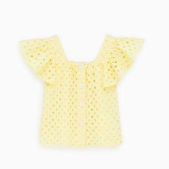 Блуза ZARA Желтый 8574/625/300