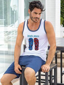 купить Пижама мужская ENRICO COVERI EA2025 в Кишинёве