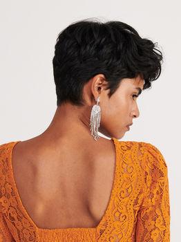 Блуза RESERVED Оранжевый