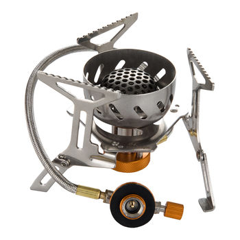 cumpără Arzator Fire-Maple FMS-121 2.2 kW, 312 g, silver/orange, FMS-121 în Chișinău