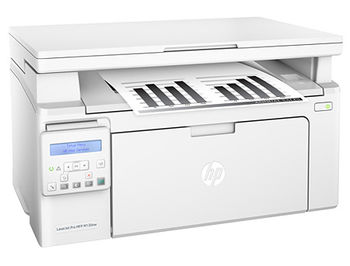 HP LaserJet Pro MFP M130nw Mono Printer/Copier/Color Scanner, A4, WiFi, Network Card, Up to 600 x 600 dpi, HP FastRes 1200 (1200 dpi quality), 23 ppm, 256Mb, USB 2.0, Cartridge CF217A HP 17A(1600 pages), Starter cartridge 700 pages, included USB cable