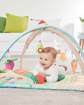 купить Развивающий игровой коврик Skip Hop Farmstand Grow & Play в Кишинёве