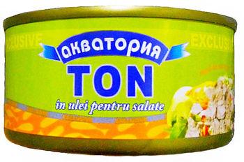 """купить Тунец в  Масле """"Акватория"""" 185гр. в Кишинёве"""