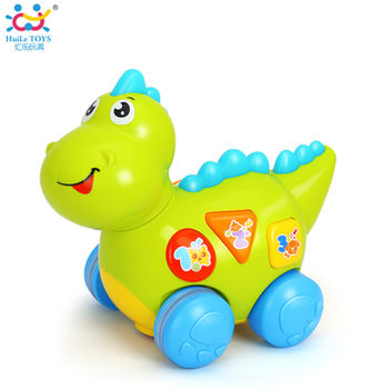 купить Huile Toys Динозавр с музыкой и светом в Кишинёве