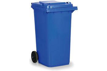 Мусорный бак Plastic G blue 120 л