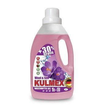 cumpără KULMEX - Gel de rufe haine delicate - WOOL & SILK, 1L în Chișinău