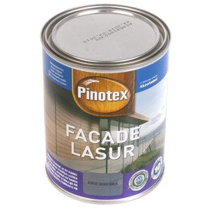 Pinotex Лак Pinotex Facade Lasur Серебристый 1л