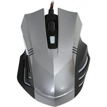 Omega OM0267  Mouse gaming 800-1200-2400 6D Silver/Black