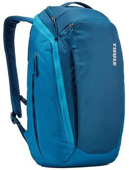"15.6"" NB Backpack - THULE EnRoute 23L, Poseidon, Safe-zone, 840D nylon, 330D nylon mini ripstop, Dimensions: 30 x 24 x 47 cm, Weight 0.98 kg, Volume 23L"