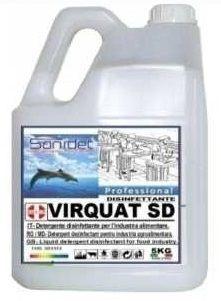 VIRQUAT SD - Дезинфицирующее средство, 5kg