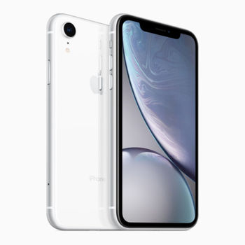 купить Apple iPhone XR 64GB, White в Кишинёве
