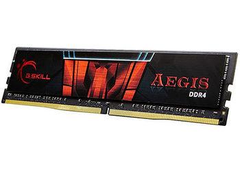 16GB DDR4 G.SKILL Aegis F4-3000C16S-16GISB DDR4 16GB PC4-24000 3000MHz CL16, Retail (memorie/память)