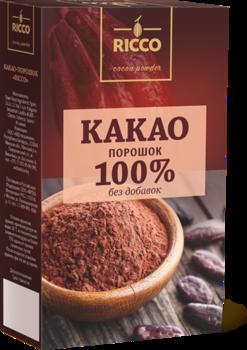 Cacao Ricco 100% 100gr