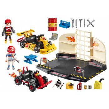 Go-Kart Garage StarterSet, PM6869