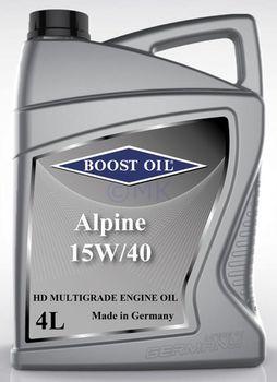 купить Моторное масло Boost Oil 15w-40 - 5 л. в Кишинёве