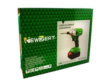купить Аккумуляторный ударный шуруповерт  NewBeat NBT-CIS-21B в Кишинёве