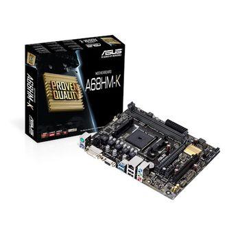MB FM2+ Asus A68HM-K  mATX