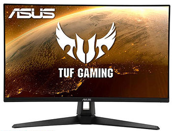 "Monitor 27"" ASUS TUF Gaming VG279Q1A IPS Gaming Monitor WIDE 16:9, 0.311, 1ms, 165Hz, FreeSync, Tilt&Swivel, Contrast 1000:1, H:200-200kHz, V:48-165Hz, 1920x1080 Full HD, Speakers 2x2W, 2xHDMI v2.0/Display Port 1.2, (monitor/монитор)"