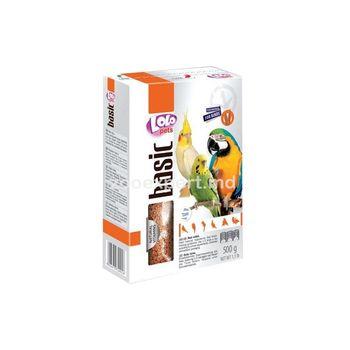 купить LoLo Pets красное просо для птиц 500 gr в Кишинёве