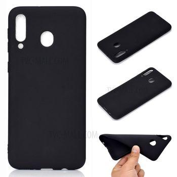 купить Чехол ТПУ Samsung Galaxy M30s (M307), Solid Black в Кишинёве