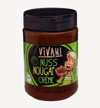 Crema de ciocolată bio Vivani 400g
