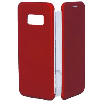 купить Чехол Senno Flip Cover Rubber Samsung S8 Plus , Red в Кишинёве