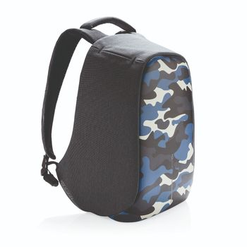 """14"""" Bobby compact anti-theft , Camouflage / Blue (P705.655)"""