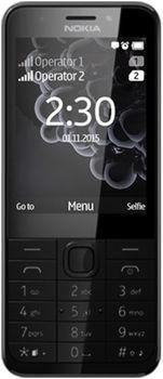 Nokia 230 Duos Dark Silver