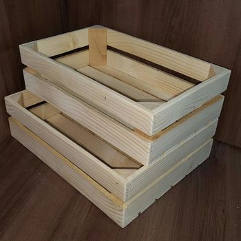 купить Деревянный ящик 20*35*9 в Кишинёве