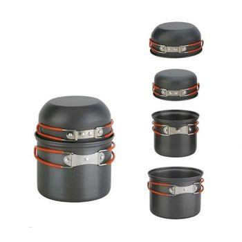 купить Набор посуды из анодированного алюминия FMC-208 в Кишинёве
