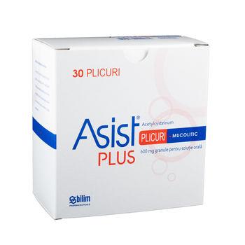 cumpără Asist Plus gran./sol. orala 600g/3mg N30 în Chișinău