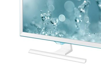 "купить ""23.6"""" SAMSUNG """"S24E391H"""", G.White/Blue (PLS, 1920x1080, 4ms, 250cd, LED Mega-DCR, HDMI+D-Sub) (23.6"""" PLS W-LED, 1920x1080 Full-HD, 0.272mm, 4ms (GtG), 250 cd/m², Mega ∞ DCR (1000:1), 16.7M, 178°/178° @CR>10, D-Sub + HDMI, HDMI Audio-In, Headphone-Out, External Power Adapter, Fixed Stand T-Sape (Tilt -2/+15°), Magicbright, Magicupscale, Eco saving plus, Eye saver mode, Flicker free, Game mode,  Glossy-White and Light Blue Touch Of Color T-shape Stand)"" в Кишинёве"
