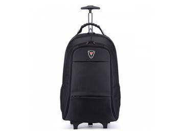 "cumpără 17-18"" NB Trolley Backpack - SUMDEX RED (S) ""TrolleyPack"", Black în Chișinău"
