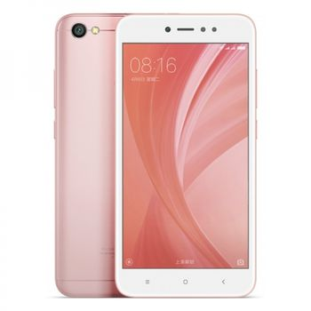 "Xiaomi RedMi Note 5A EU 16GB Rose Gold, DualSIM, 5.5"" 720x1280 IPS, Snapdragon 425, Quad-Core 1.4GHz, 2GB RAM, Adreno 308, microSD (dedicated slot), 13MP/5MP, LED flash, 3080mAh, WiFi-N/BT4.2, LTE, Android 7.0 (MIUI9), Infrared port"