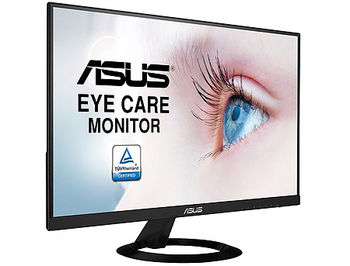 "Monitor 23.8"" ASUS VZ249HE IPS Ultra-slim Frameless Monitor WIDE 16:9, 0.2652, 5ms, ASUS Smart Contrast 80,000,000:1, H:30-80kHz, V:56-76Hz,1920x1080 Full HD, D-Sub/HDMI, TCO03 (monitor/монитор)"