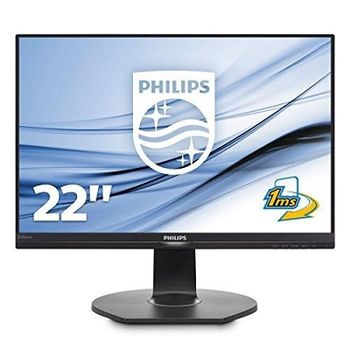 "21.5"" PHILIPS IPS LED 221B7QPJEB"" Glossy Black (5ms, 10M:1, 250cd, 1920x1080, HDMI, DP, Pivot, VESA)"