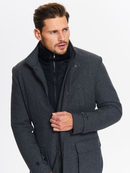 Куртка TOP SECRET Серый SPZ0408SZ