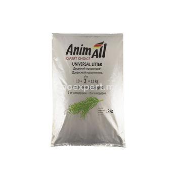 AnimAll древесный 12 kg