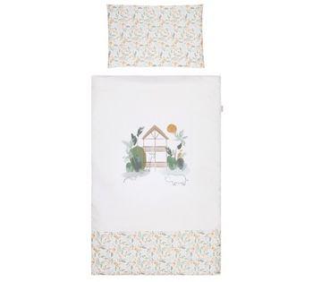 купить Комплект постельного белья Klups Eco&Love Safari (120x80 см) 4 ед. в Кишинёве