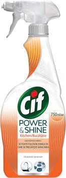 купить Cif Power&Shine Обезжиривающее, 750 мл в Кишинёве
