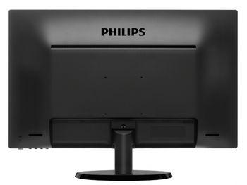 """cumpără 21.5"""" PHILIPS LED 223V5LHSB2 Black în Chișinău"""