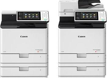 купить MFP Canon iR-ADVC256i III, Color Printer/Copier/Color Scanner/ DADF в Кишинёве