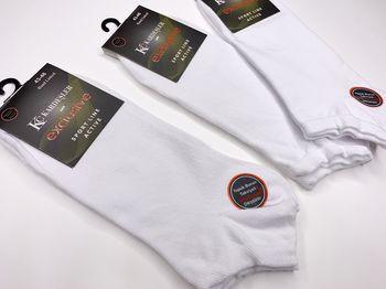 Kardesler короткие носки однотонновые