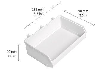cumpără WORKSHOP Minibox 135x90x40 mm, alb în Chișinău