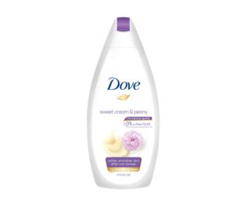 купить Гель для душа Dove Sweet Cream and Peony, 500 мл в Кишинёве