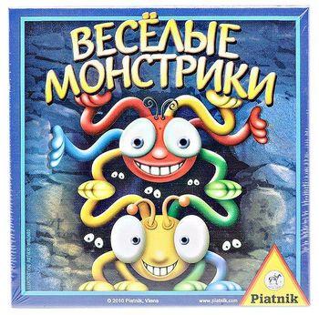 """Joc de masă """"Monștrii amuzanți"""", cod 41415"""