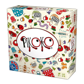 "Настольная игра ""Piki Koko-Insecte"", код 41974"