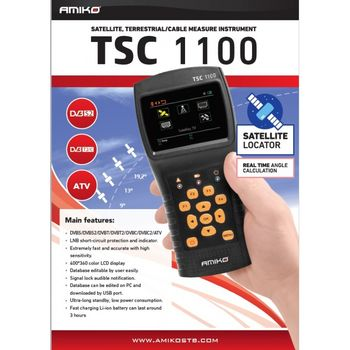 купить AMIKO TSC-1100 в Кишинёве