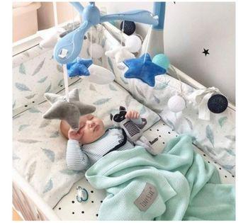 купить Музыкальная карусель с проектором Canpol Babies Blue в Кишинёве
